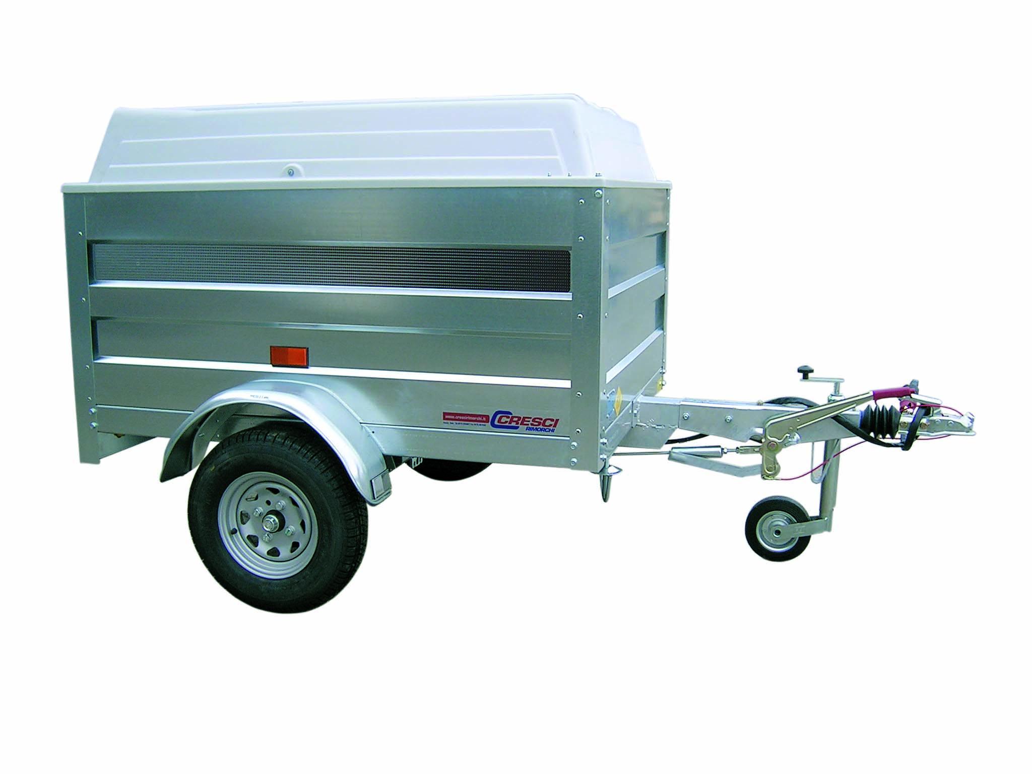 Schema Elettrico Per Carrello Appendice : Pin carrello appendice caravan e camper on pinterest