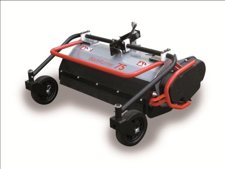 Trincia bladerunner cm60 a colt mobili lucacchioni e for Trincia usata per motocoltivatore bcs