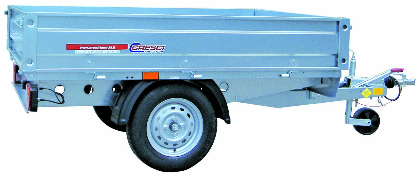Carrello cresci a6l 750 sp aprib 201x147x34 for Carrello cresci a6
